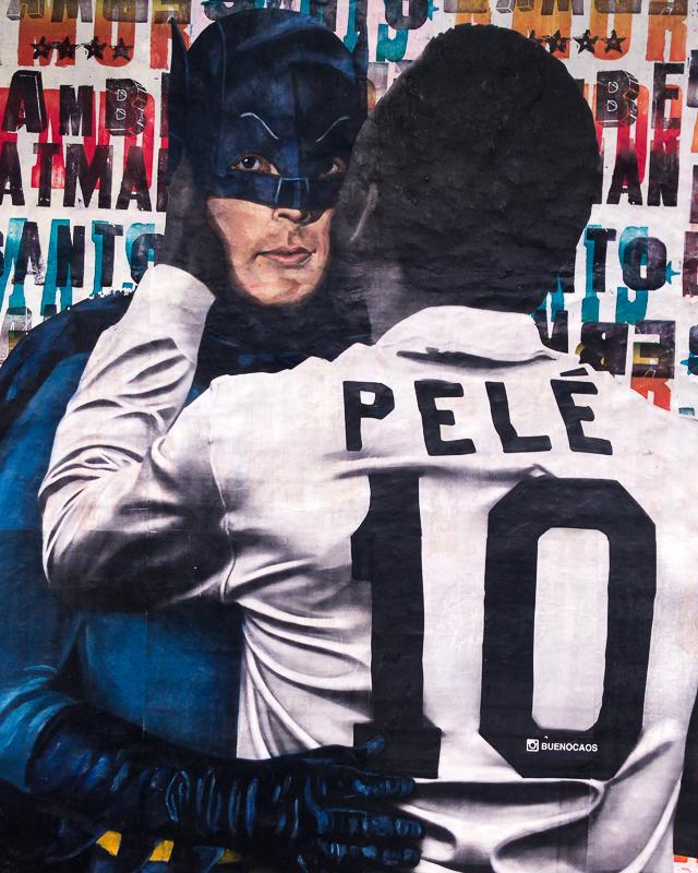 Beco do Batman 2018