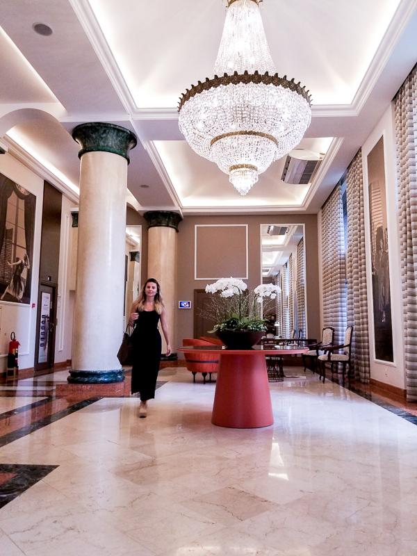 Hotel na Vila Olímpia SP