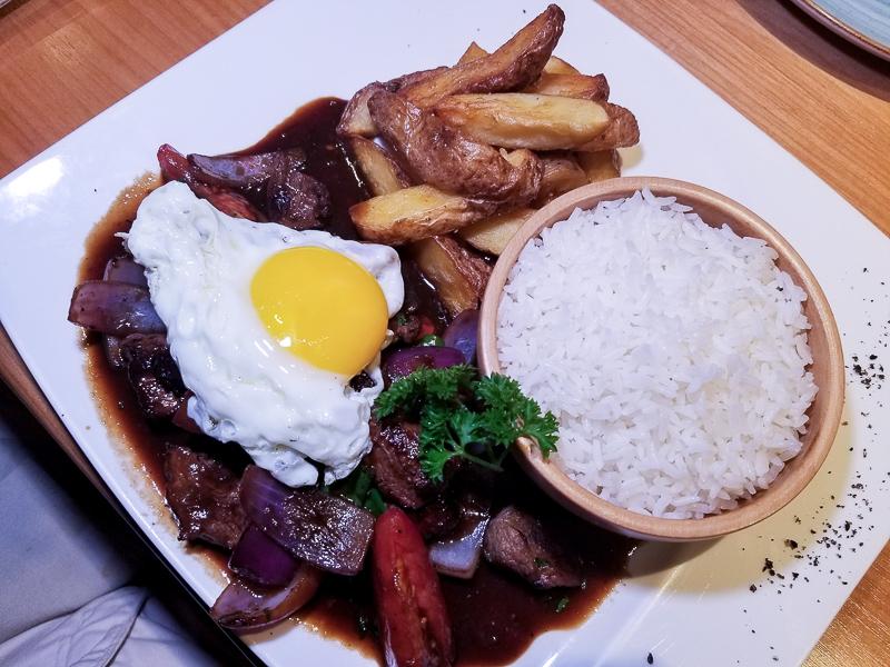 Restaurante Peruano em Botafogo