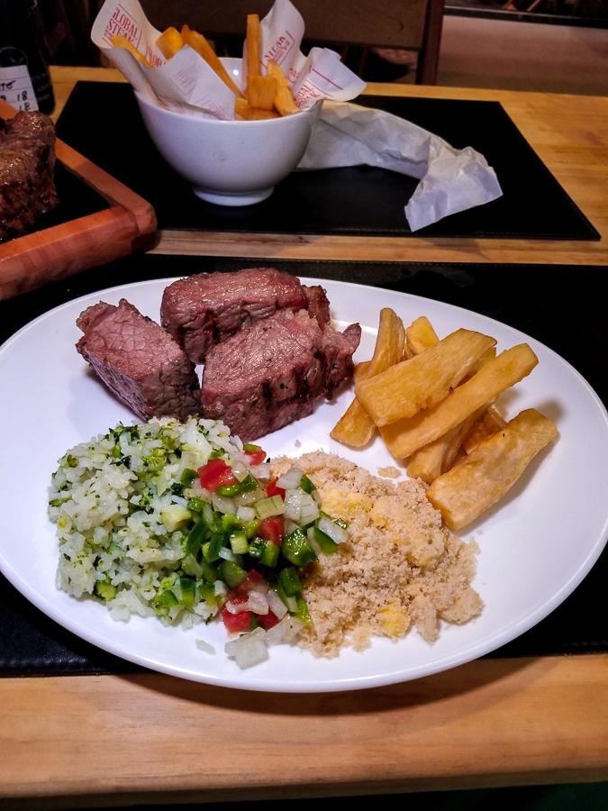 Restaurantes da CADEG Global Steak