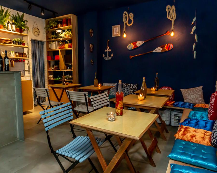Restaurante Marín em Botafogo