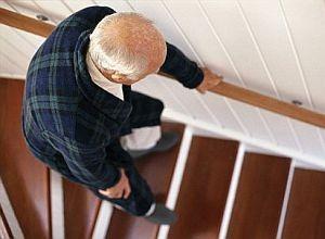caida ancianos escalera