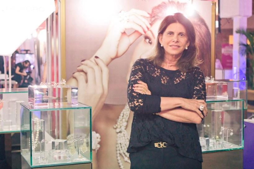 Sandra Pinheiro. Foto: Marcos Adegas