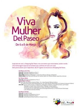 VIVA MULHER-SHOPPING DEL PASEO