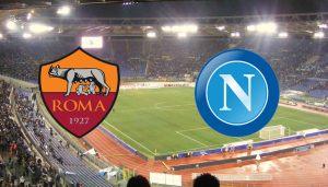 Roma - Napoli formazioni ufficiali
