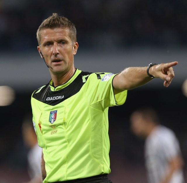 Orsato-Juventus Roma