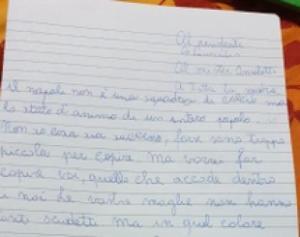 Lettera Aurora
