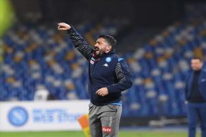 Il futuro allenatore del Napoli