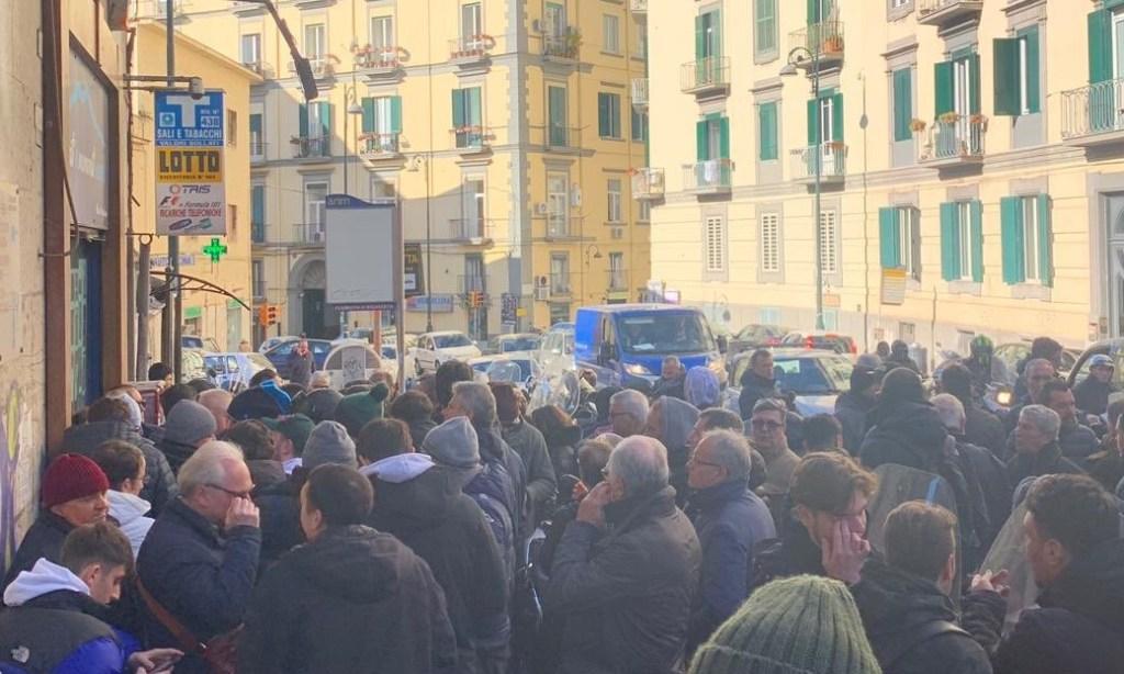 Napoli-Barcellona code botteghini