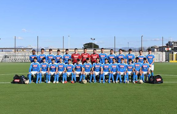 Napoli primavera Roma campionato