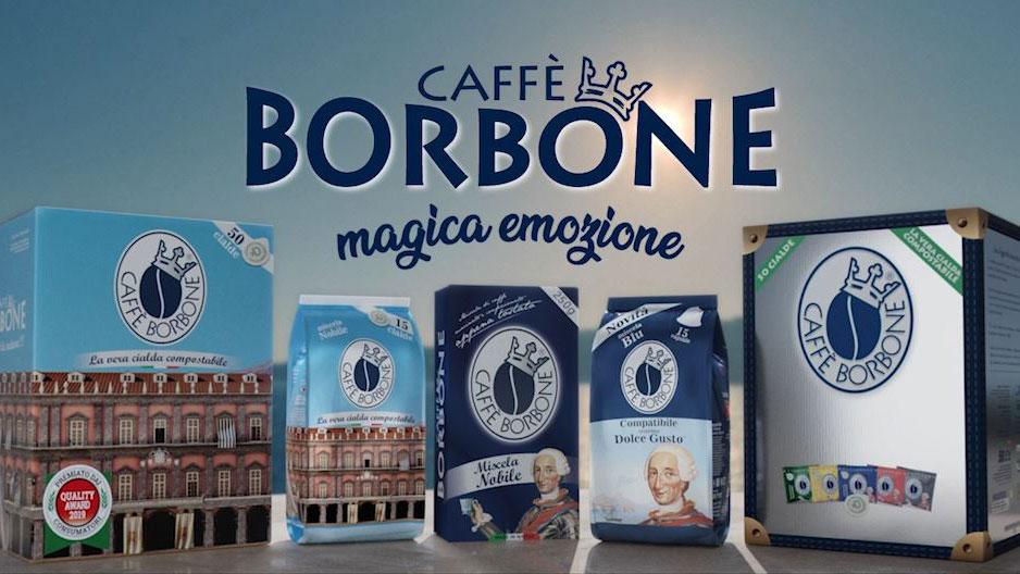 caffè borbone donazione loreto mare