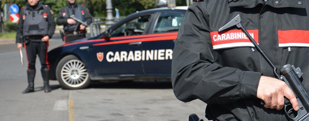 Operazione antidroga carabinieri