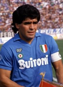 Gazzetta Sportiva - Maradona