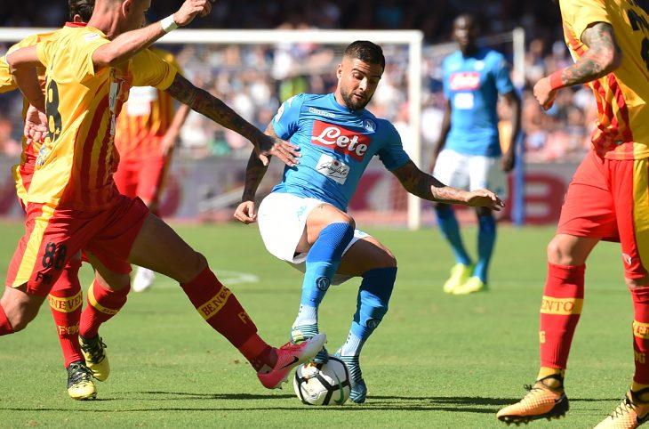 Benevento Napoli anteprima probabili