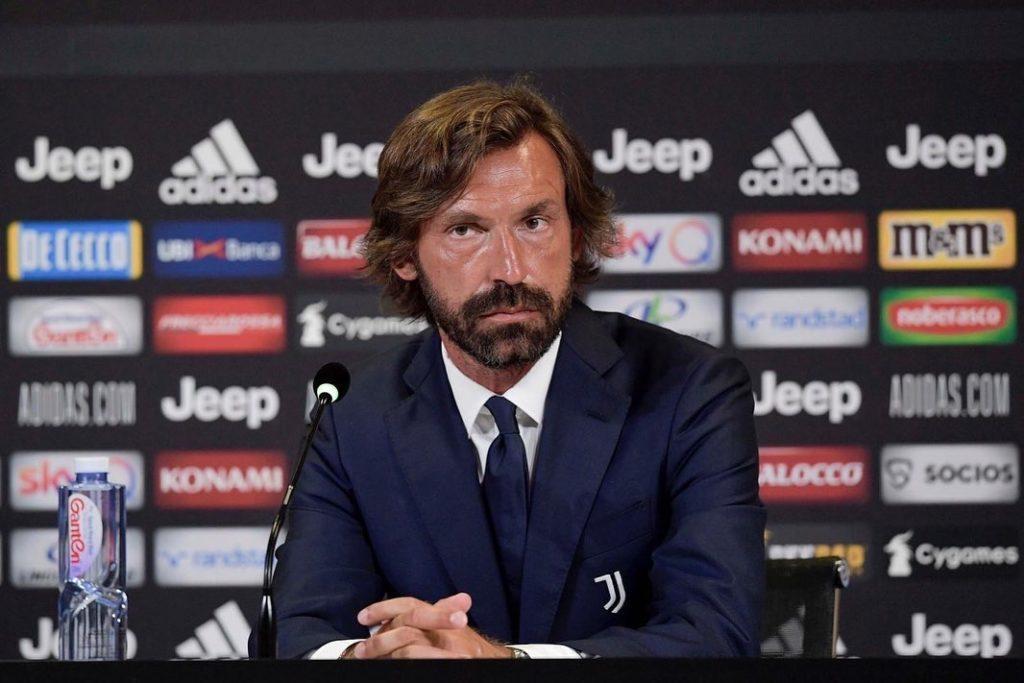 Juventus Napoli conferenza