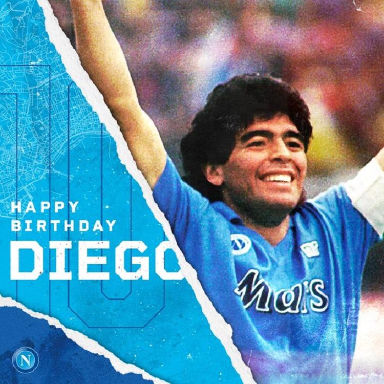 AD10S Diego Armando Maradona