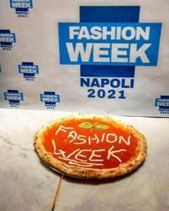 Pizza fashion week