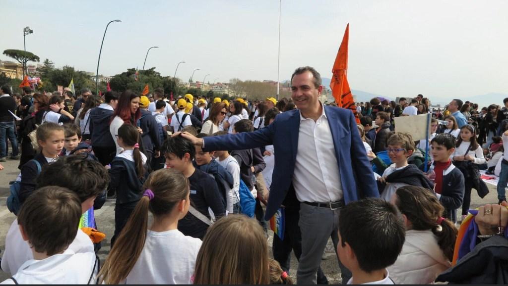 Chiusura scuole Campania
