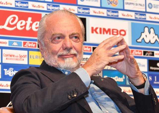 Napoli Juventus De Laurentiis