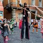 Cautano festival artisti strada