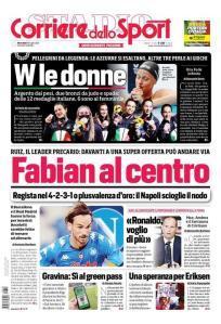 Corriere dello Sport edizione Campania 28 Luglio