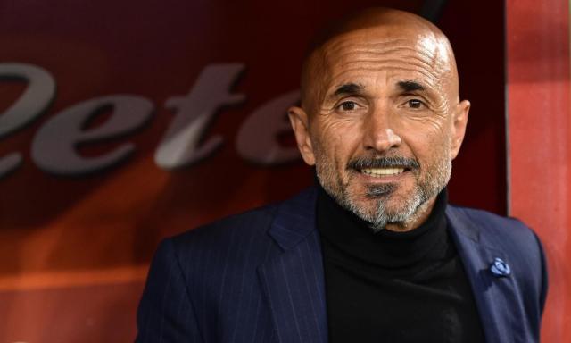 Spalletti Napoli conferenza stampa presentazione