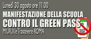 Docenti Contro green pass