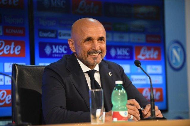Napoli Venezia Spalletti conferenza stampa
