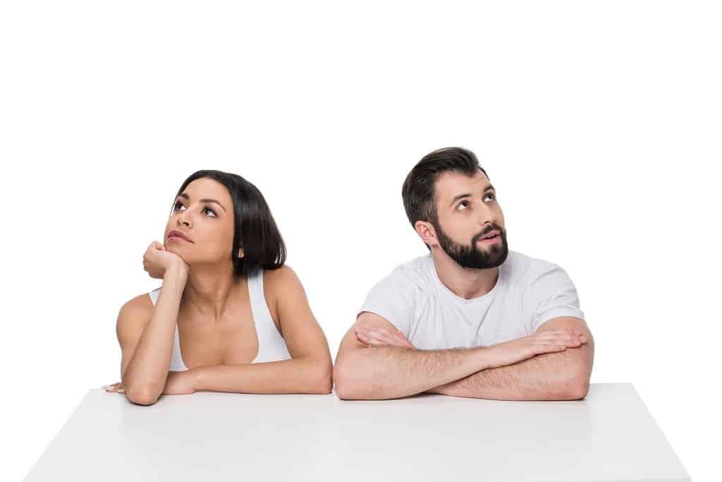 Trennung trotz Liebe