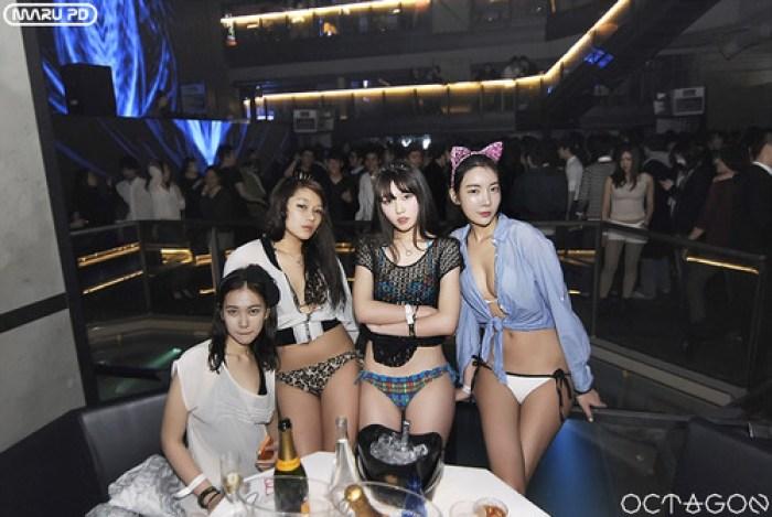 corea sud nightlife girl