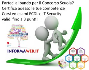 Corsi ed Esami ECDL IT Security