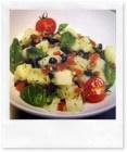 Ricette veloci: insalata mediterranea