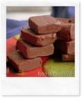 Riciclare le uova di Pasqua: i cioccolatini fudge