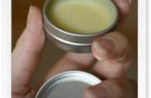 [autoproduzione] Lucidalabbra al miele, menta e limone