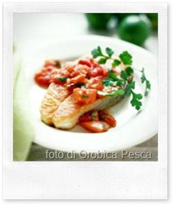 Ricette veloci: pesce spada alla siciliana