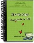 Zen to done – Organizzati la vita – RECENSIONE