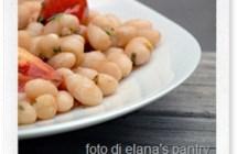 Ricette veloci: insalata piccante di fagioli