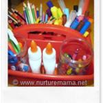 I bambini e i colori: come tenerli in ordine in cameretta