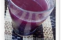FoodBlogger del Sabato: EasyKitchen, sciroppo di more e limone