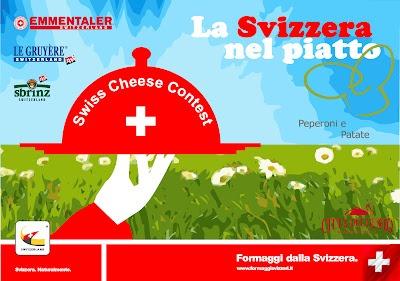 Contest LA SVIZZERA NEL PIATTO logo