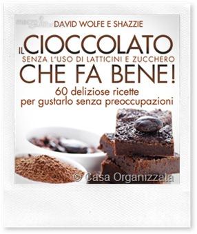 Libri da leggere: Cioccolato che fa bene!