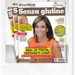 Più sani più belli senza glutine: rivista in omaggio