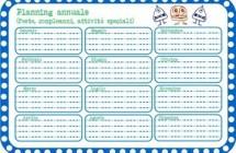 Back to School: tre planning da scaricare per l'organizzazione di bambini e ragazzi