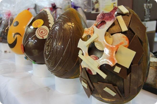 Come fare a casa le uova di cioccolato per Pasqua con e senza il Cuisine Companion
