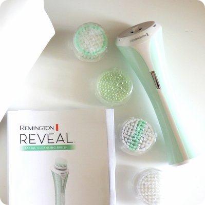 Recensione buoni prodotti: la spazzola per il viso Remington Reveal FC100