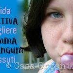 Come togliere la gomma da masticare dai tessuti, trucco infallibile e veloce