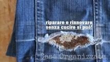 Idee furbe per riparare e rinnovare i vestiti SENZA CUCIRE