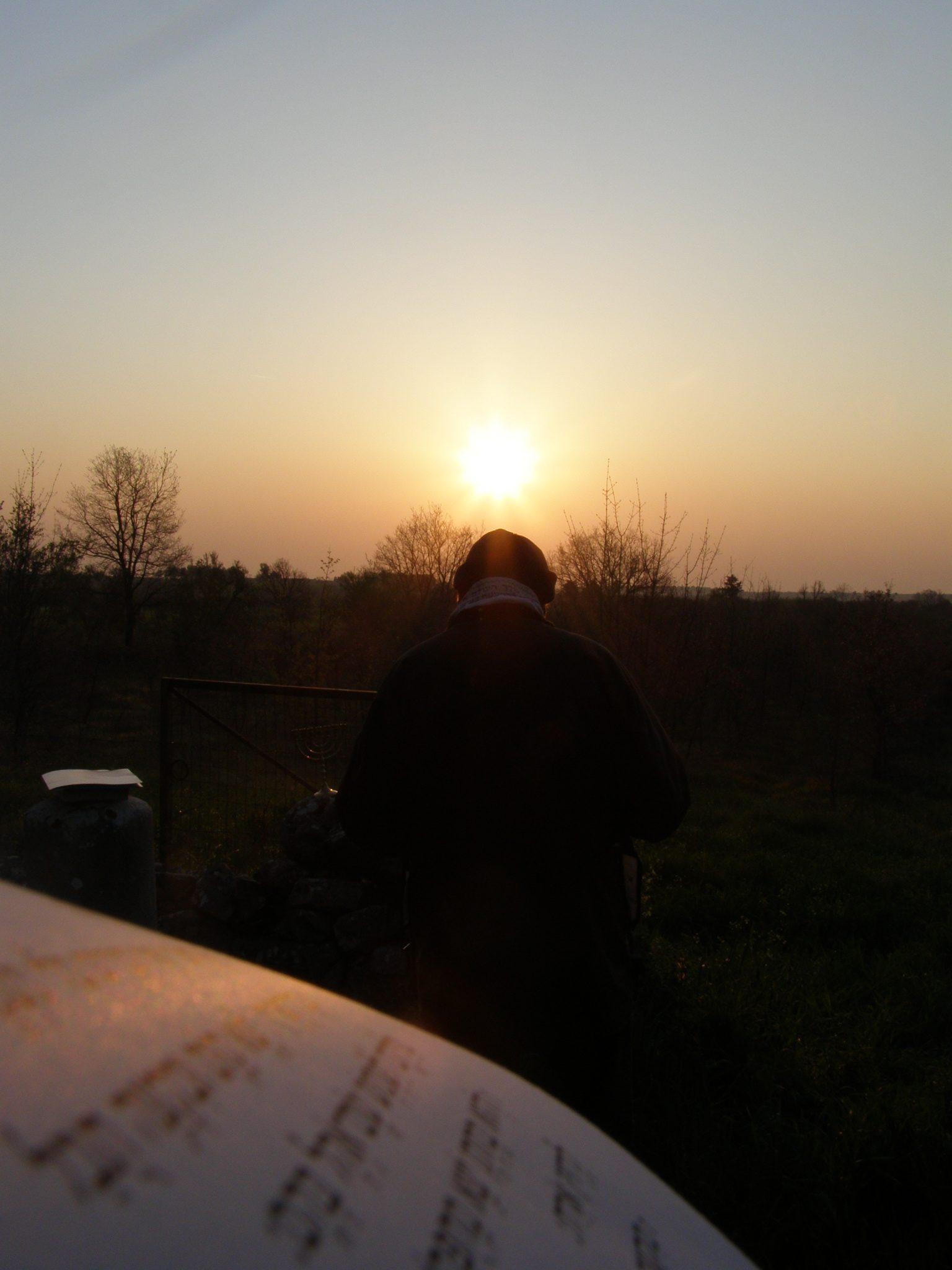 Blessing of the Sun - Benedizione del Sole
