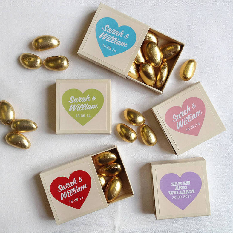 Cheap Personalised Favours
