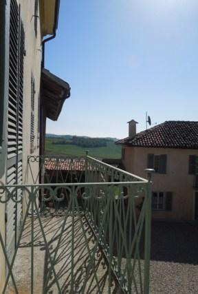 Il balcone sul cortile Casarovelli